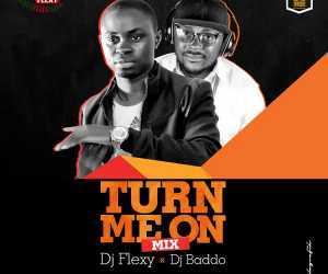 DJ Flexy - Turn Me On Mix Ft. DJ Baddo